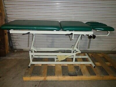 Chattanooga Triton Tre-dh5 Adjustable Treatment Table Bed