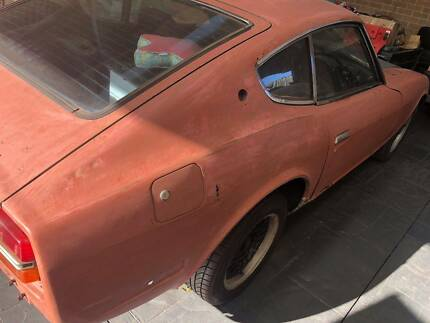 Datsun 240z 1971 5 Speed Original  condition Kellyville The Hills District Preview