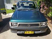2000 Toyota Hilux Other Cardiff South Lake Macquarie Area Preview