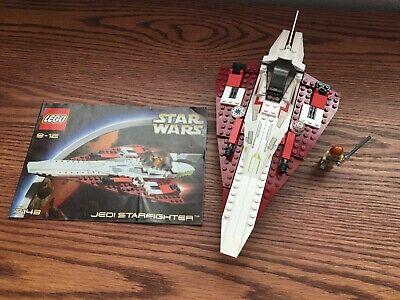LEGO Star Wars Obi-Wan's Jedi Starfighter (10215) 100% complete w/ manual USED