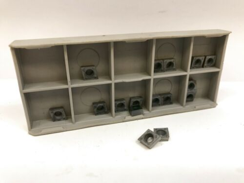 CCMT 21.50.5F GP New Carbide Inserts Grade C02 16pcs