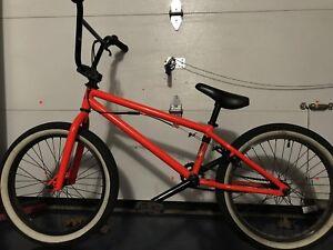 Orange GT BMX Bike