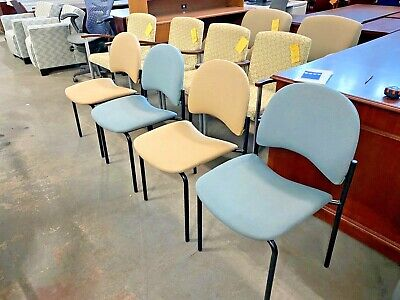 Guest Side Stack Chair Wo Arms By Allseating - Pick Up Only