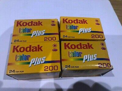 Kodak Colorplus 200 Film Expiry Date 2007 24 Exposures