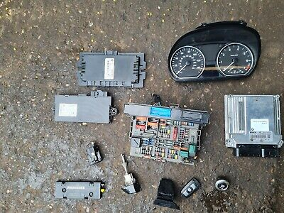 BMW 1 SERIES E87 5 DOOR HATCH 04- 1.6cc PETROL ECU IGNITION FUSE BOARD ECU