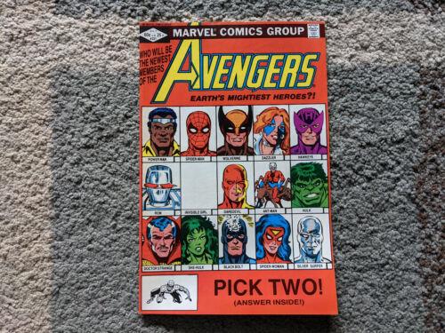 The Avengers #221 Marvel Comics
