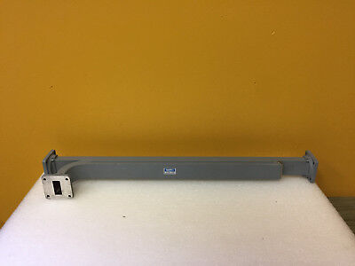 Waveline 574-20 Wr-112 7.05 To 10 Ghz Waveguide Directional Coupler. Tested