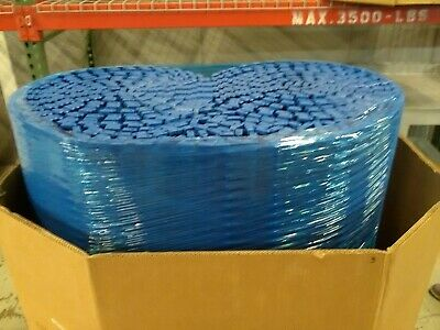 Uni-chain Plastic Modular Conveyor Beltuni-flex L-asb 128ft X 44.5  New