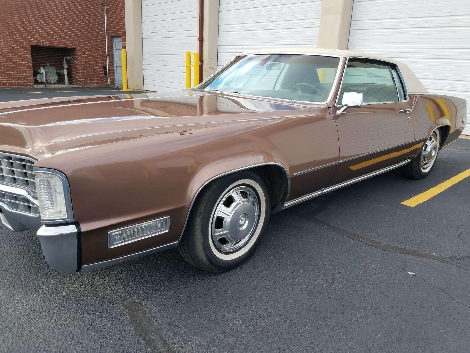 1968 Cadillac Eldorado HARDTOP 1968 Cadillac Eldorado
