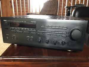 Yamaha surround sound system
