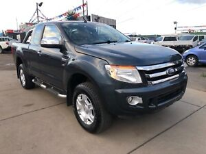 2011 Ford Ranger PX XLT Hi-Rider Utility with Rego and Rwc Ravenhall Melton Area Preview