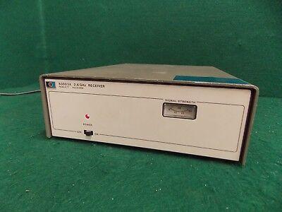 Hp Hewlett Packard Agilent 83003a 2.6ghz Receiver