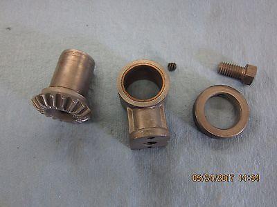 """Atlas Craftsman 10"""" 12"""" Lathe  Mitre Gear Bearing & Collar"""