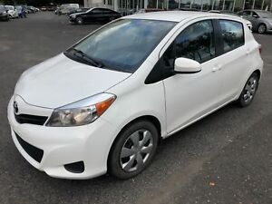 2014 Toyota Yaris A/C BLUETOOTH CRUISE