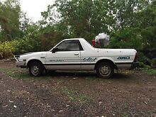 1989 Subaru Brumby 188,000kms Bees Creek Litchfield Area Preview