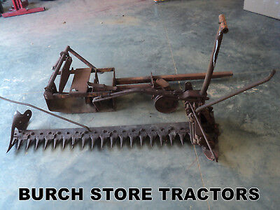 Allis Chalmers G Tractor Sickle Bar Mower