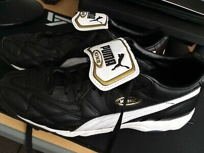Mens Puma King Astro Turf Trainers – Size 12