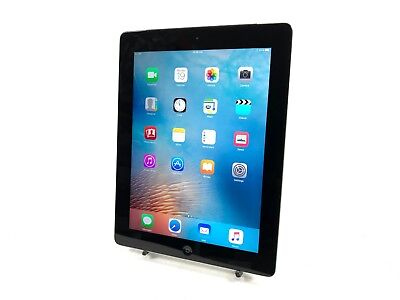 Apple iPad 3rd Gen. 64GB, Wi-Fi, 9.7in - Black