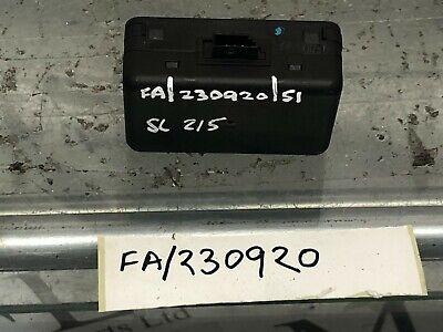 (AS) MERCEDES BENZ GENUINE W215 CL CLASS FRONT WIPER RAIN SENSOR A2108205710
