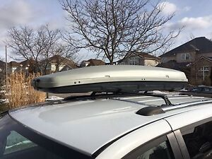 Car Rooftop Carrier, hardcase, with 2 locks and