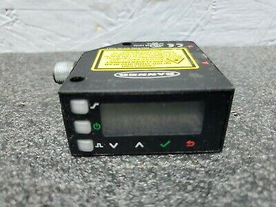 Banner Engineering L Gage Le250iq Laser Displacement Sensor Pn 91681