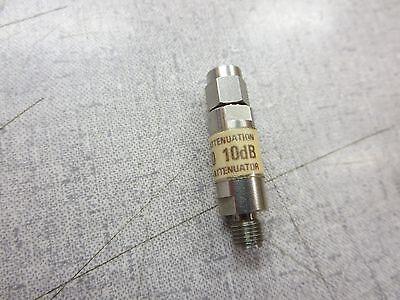 Jfw 50f-010 50 Ohm 10db Fixed Attenuator  8601f1