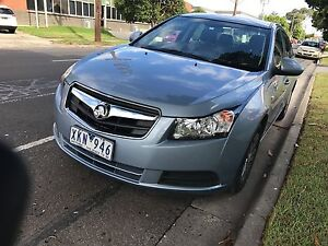 2010 Holden Cruze Sedan..turbo diesel..auto Brunswick Moreland Area Preview