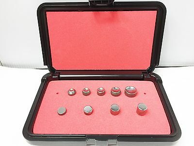 Rivet Squeezer Set 9 Pcs An455456 Brazier Mod Head Wflush Squeezer Sets Case