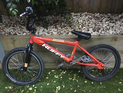 Huffy BMX bike