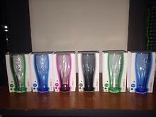 6x coke glasses (make an offer) Valley View Salisbury Area Preview