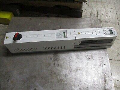 ABB ACH550 AC Drive w/ Bypass ACH550-VDR-023A-4 15HP 3Ph Input: 380-480V Used