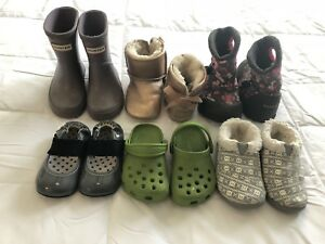 Toddler size 4/5 shoe lot, 6 pairs