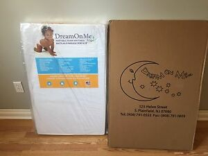 "Dream on Me 3"" Foam Carina Collection Pack and Play Mattress"