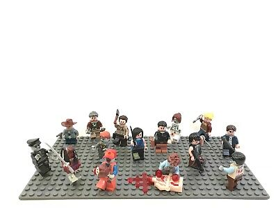 Realistic 50pcs Playerunknowns Battlegrounds A Tactical Competitive Shooting Sandbox Game Building Blocks Bricks Friends Toys For Boys Toys & Hobbies Blocks