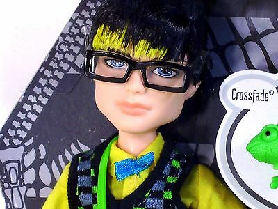 Jackson Jekyll Monster High Doll Teen Male Boy NRFB Son of Dr Jekyll Mattel Toys