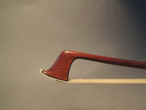 STUNNING old violin bow. Pernambuco /branded