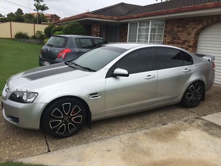 2010  VE commodore 6 SPD AUTO SIDI ENGINE ONLY 49,000 KLMS