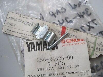 <em>YAMAHA</em> NOS TANK CAP HOOK  PIN 341 24628 RD250 RD350 TX500 TX650 TX750