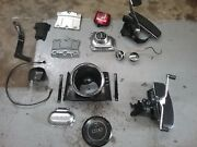 Harley Fatboy Lo Parts and V Rod Swingarm Samson Fremantle Area Preview