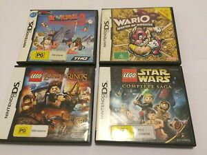 4 Nintendo DS games for sale Avenell Heights Bundaberg City Preview