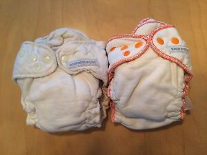 Sustainablebabyish overnight cloth diapers