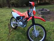 CRF 230F (5 hours since new) Montrose Yarra Ranges Preview