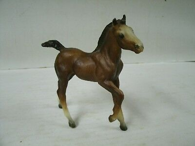 Breyer Andalusian Foal Brown  White & Black