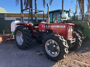 Massey Ferguson Tractor Heatherbrae Port Stephens Area Preview