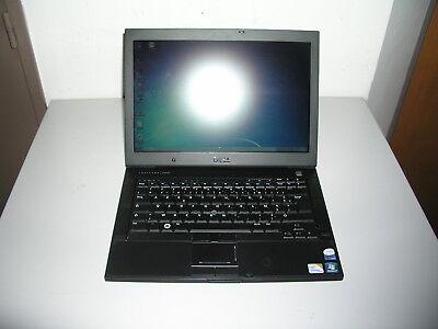 PORTABLE DELL LATITUDE   E6400  CORE VPRO 2.53 G   320G   4G RAM  WIN 7