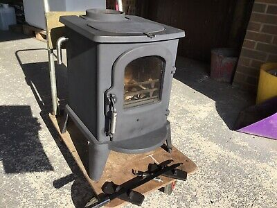 woodburning stove used