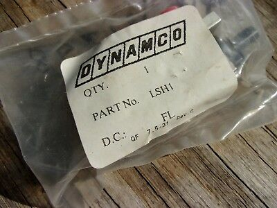 Dynamco L-shi Pneumatic Air Line Relay Sensing Innova Control Timing Valve