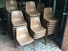 70x Plastic Chairs with Metal Legs. Clearance Thornlie Gosnells Area Preview
