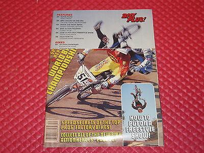 MAY 1992 MAGAZINE VOLUME 15 5 NO VINTAGE ORIGINAL BMX PLUS