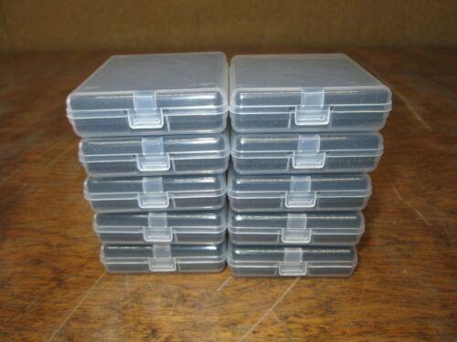 LOT 10 pcs CLAM SHELL LGA2011 V2 V3 V4 CPU HARD PLASTIC PROTECTIVE CASE